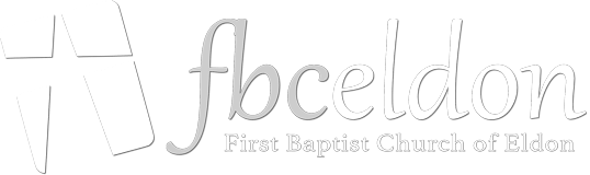 First Baptist Church of Eldon Logo